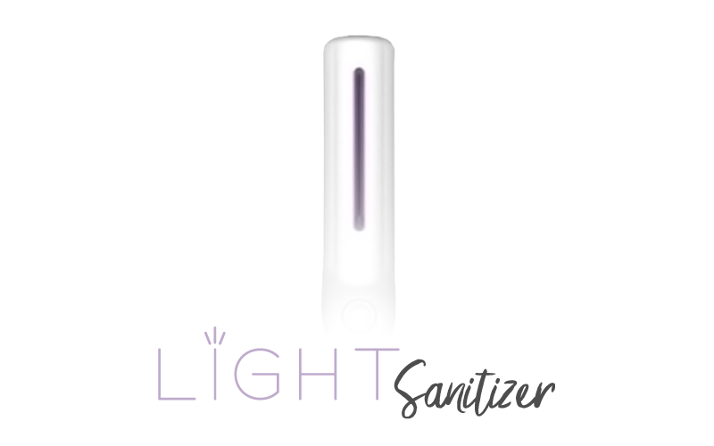 light sanitizer