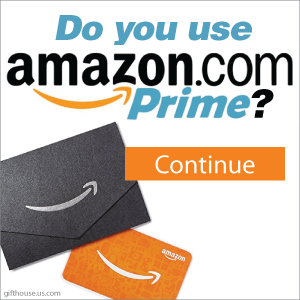 Amazon Prime - Gift Card (US)